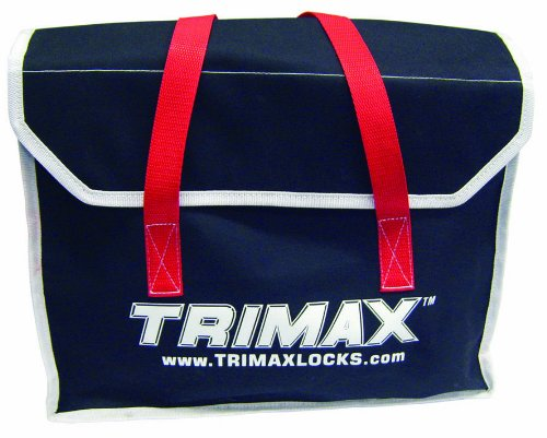Trimax TCL275 Medium Deluxe Keyed Alike Wheel Chock Lock, (Pack of 2) by Trimax (Image #3)
