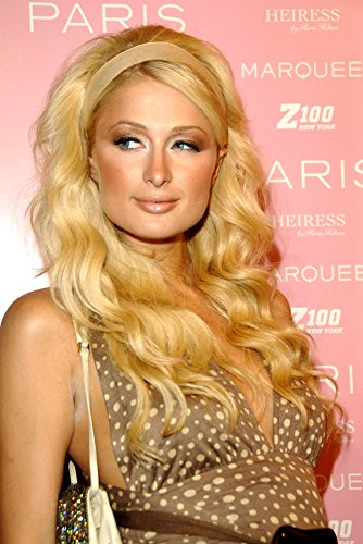 - Paris Hilton At Arrivals For Paris HiltonS Paris Cd Launch Party Marquee Nightclub New York Ny August 16 2006 Photo By George TaylorEverett Collection Photo Print (8 x 10)