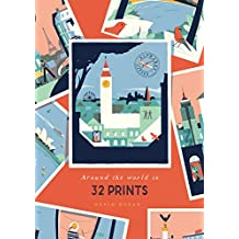 Alphabet Cities: Around the World in 32 Pull-out Prints