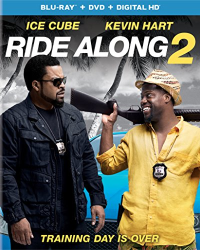 Blu-ray : Ride Along 2 (With DVD, Ultraviolet Digital Copy, 2 Pack, Snap Case, Slipsleeve Packaging)