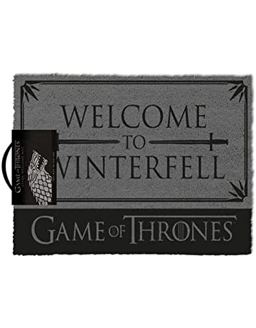 Pyramid International Felpudo Juego de Tronos Welcome to Winterfell, 1