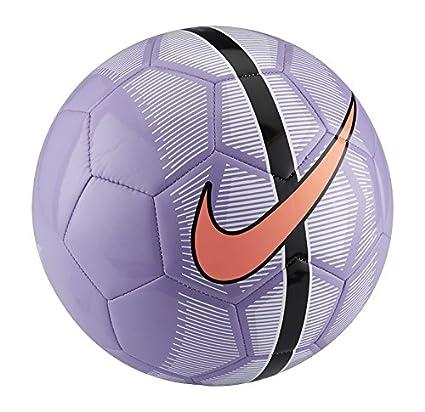 Nike Mercurial Fade - Balón Unisex, Color Morado/Naranja/Negro ...