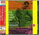 Roach, Max : Max Roach Trio Featuring the Legendary Hasaan Ibn