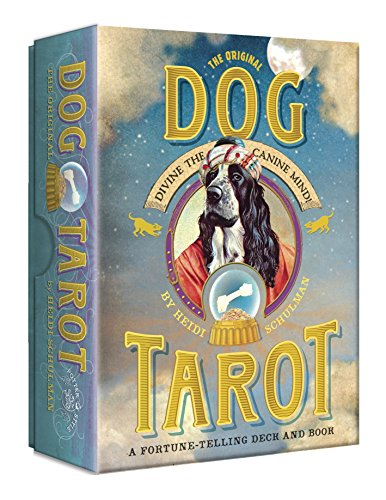 The Original Dog Tarot  Divine The Canine Mind   Original Pet Tarot
