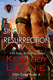 Sinful Resurrection (CSA Case Files Book 2)
