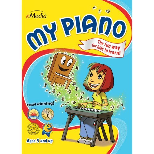 eMedia My Piano [PC Download] by eMedia