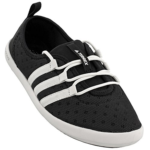 adidas+Outdoor+Women%27s+Terrex+Climacool+Boat+Sleek+Water+Shoe%2C+Black%2FChalk+White%2FMatte+Silver%2C+7.5+M+US