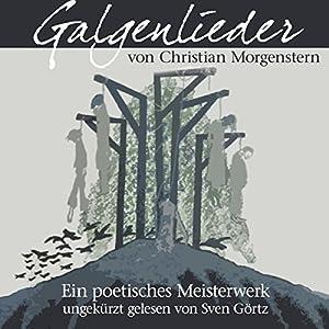 Galgenlieder Hörbuch