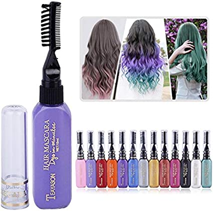 Tyro Fashion - Tinte de cabello superpermanente (color gris ...
