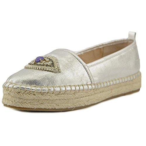 Slip Sneakers caley7 Silver On INC Womens International Concepts Low Top Fashion pwxnfFPqY
