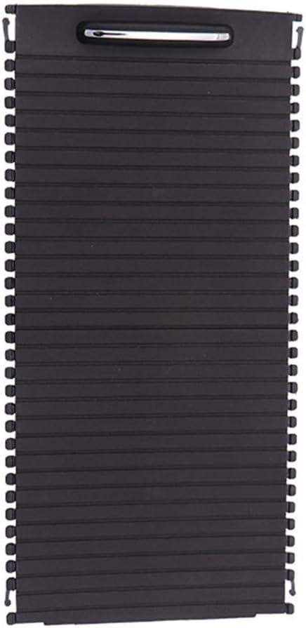 Deinbe Mittelkonsole Wasserbecherhalter-Panel-Roller Abdeckkappe Ersatz f/ür Mercedes Benz W204 W212 2046807607