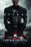 Trends International Captain America One Sheet Wall Poster 22.375'' x 34''