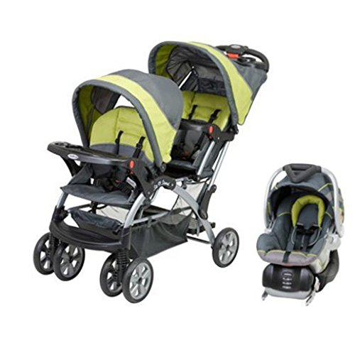 Baby Trend Sit N Stand Double Travel System