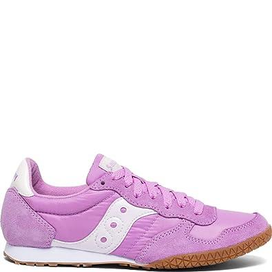 Saucony Originals Saucony Originals De las mujeres Jazz Lowpro Sneaker, PurpleMagentaPeach, 12 M US from Amazon | People