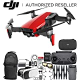 DJI Mavic Air Drone Quadcopter (Flame Red) EVERYTHING YOU NEED Starters Bundle