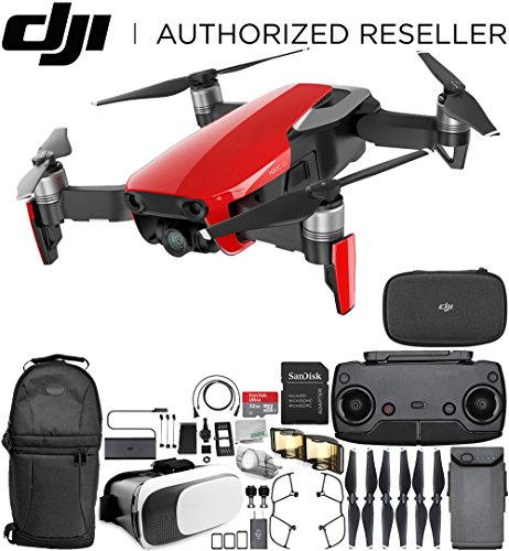 DJI Mavic Air (DJIMVAFREYN2STR)