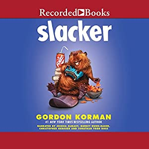 Slacker Audiobook