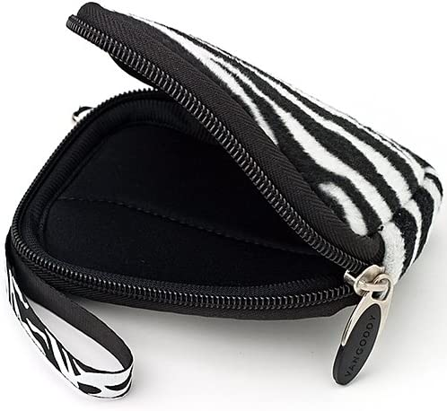 SD940 is Digital Cameras Zebra SD1300 is VanGoddy Mini Glove Sleeve Pouch Case for Canon PowerShot SD4500 is SD3500 is and Screen Protector and Mini Tripod Stand SD1400 is SD4000 is
