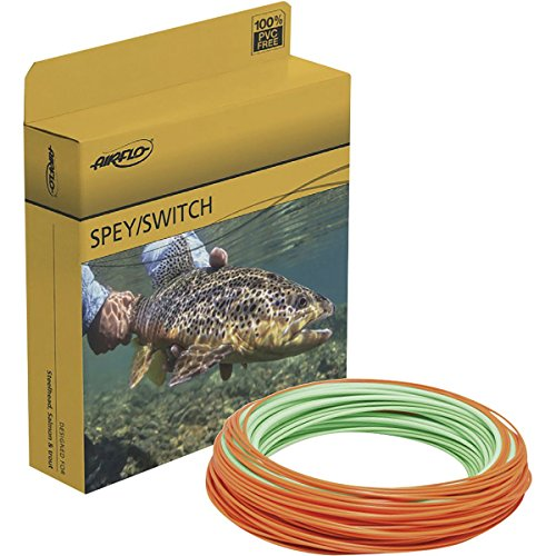Airflo Kelly Galloup Streamer Float Fly Line WF6 Mint Green/Ghost Grey