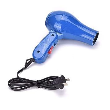 GLL Secador de Pelo Secador de Pelo Profesional Portátil 850 W Secador de Pelo de Viajero de Viento Caliente y Frío Soplador Compacto Plegable (Color : C): ...