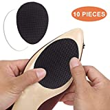 Sole Protector Pads, Adhesive High Heel Noise Canceling Anti Slip Non-Skid Shoe Sole Grips Stick, 5 Pairs