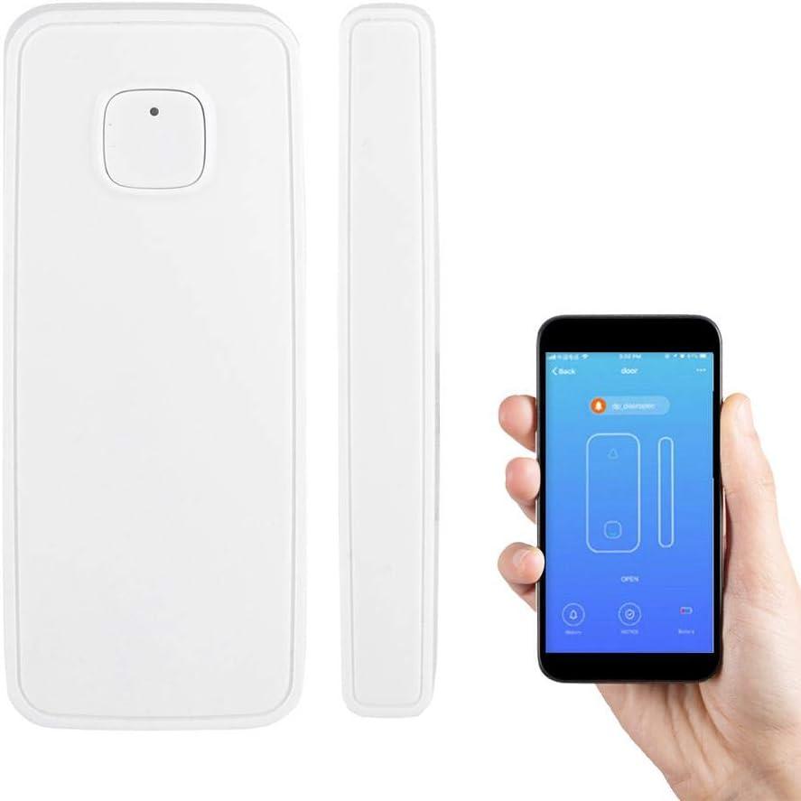 Smart Door Window Alarm Sensor Wireless Home Security Alarm System DIY Kit for Homes, Cars, Sheds, Caravans, Motorhomes