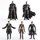 18cm DC Superhero The Dark Knight Movie Batman Joker action figure Toy Collection superhero figures Kids classic toys