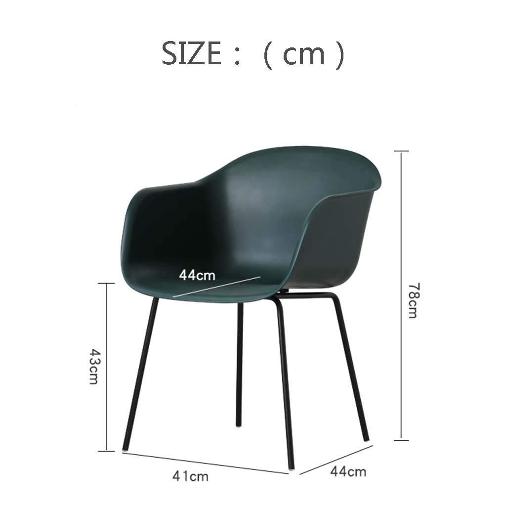 Stolar, enkel middag, lounge, dator, smink, PP-material, tyst med halkfria fötter, placerade i restaurangen, vardagsrummet, etc. Roscloud@ grå