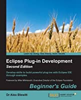 Eclipse Plug-in Development Beginner's Guide, 2nd Edition Front Cover