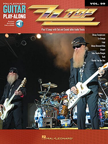zz top songbook - 6