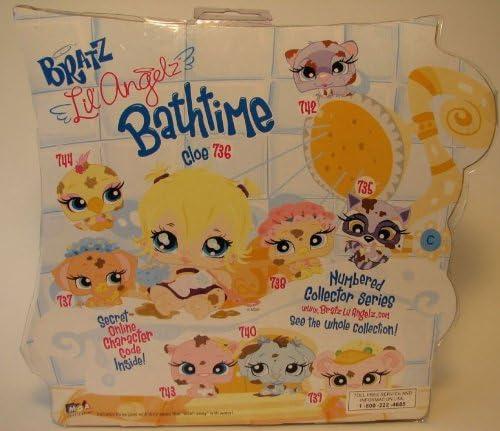 Bratz Lil Angelz Bathtime