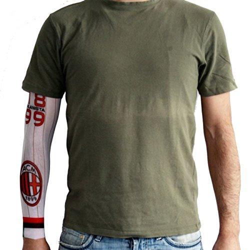 AC Milan ivcmilan-ma-101for Arm Sleeve Multi-Coloured ACMI3|#AC Milan