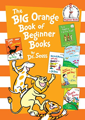 The Big Orange Book of Beginner Books (Beginner Books(R)) for $<!--$10.27-->