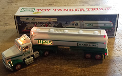 Hess 1990 Collectable Toy Tanker (Tanker Heads)