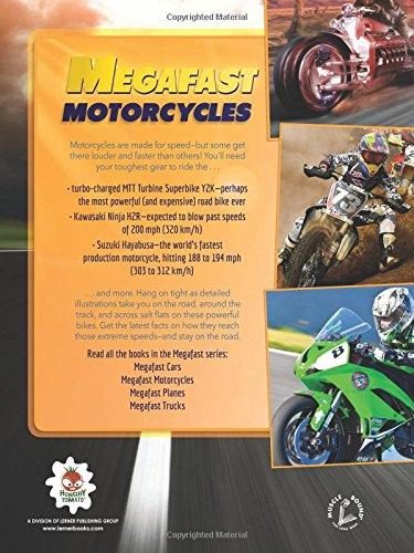 Megafast Motorcycles: Amazon.es: John Farndon, Jeremy Pyke, Mat Edwards: Libros en idiomas extranjeros