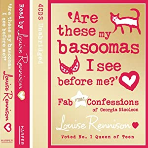 Are These My Basoomas I See Before Me? Hörbuch