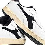 Diadora-Sneakers-Mi-Basket-Low-Used-per-Uomo-e-Donna