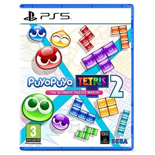 chollos oferta descuentos barato Puyo Puyo Tetris 2