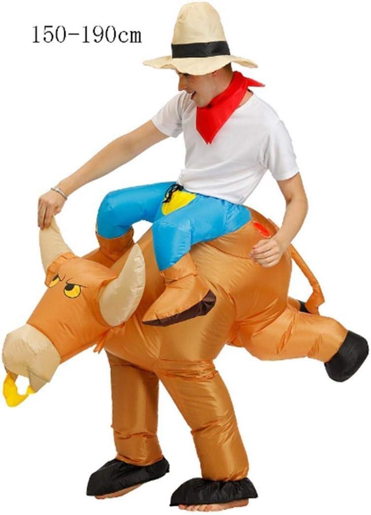 diaped - Disfraz de Caricatura Hinchable para Adultos/niños ...
