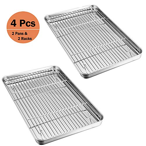 Stainless Steel Baking Rack Best Kitchen Pans For You