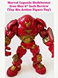 Review: Marvel Legends Hulkbuster Iron Man 6