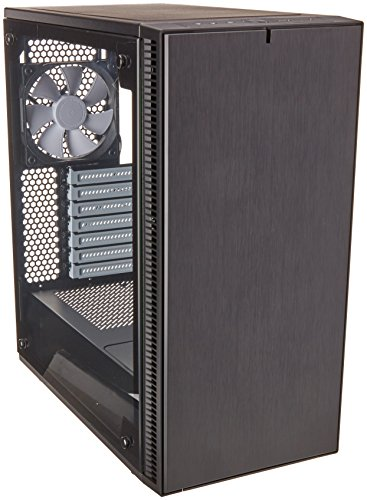 Series Mid Tower Crafted (Fractal Design ATX Mid Tower Cases FD-CA-DEF-C-BK-TG)