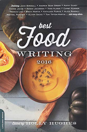 (Best Food Writing 2016)