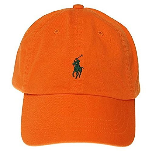 8a0a2e13084 Galleon - RALPH LAUREN Polo By Mens Pony Logo Adjustable Hat Cap (One Size