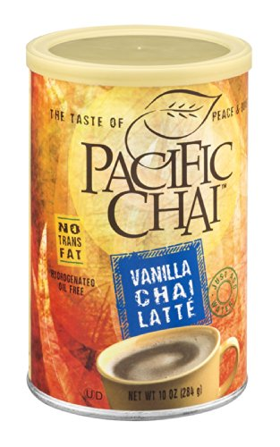 Pacific Chai Mix Chai Latte Vanla by Pacific Chai