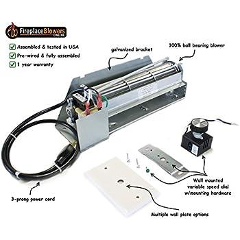 Fireplace Blower Kit for Lennox Superior FBK-200