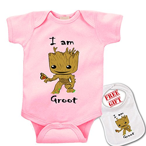 Custom Baby Onesie Bodysuit - 4