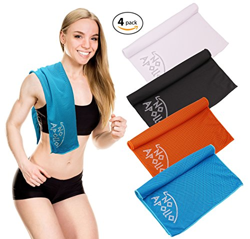 NoApollo Cooling Towel Microfiber Headband product image
