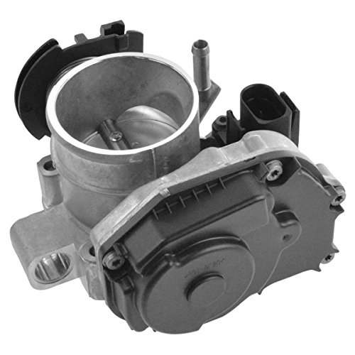 Throttle Body Assembly for VW Volkswagen Golf Jetta 2.0L ABA (Body Auto Golf Volkswagen)