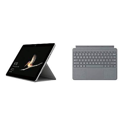 """Microsoft Surface Go - Ordenador Portátil de 10"""" (Intel Pentium 4415Y, RAM de"""
